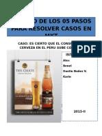 53106917 Caso Cerveza Tres Cruces