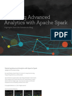 Mastering Advanced Analytics With Apache Spark