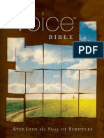 The Voice Bible - Matthew
