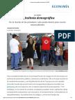 La Bulimia Demográfica _ Economía _ EL PAÍS