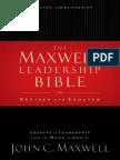 The Maxwell Leadership Bible, NKJV - 1 & 2 Timothy