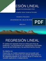 Regresión Lineal 2016 Polo