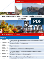 O Arquipélago Da Madeira