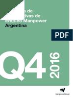 Argentina q4 16