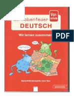 Lernabenteuer Deutsch