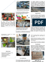 Elaboración de Plástico Biodegradable