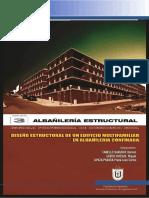 INFORM DE ALBAÑILERIA