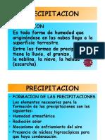 PRECIPITACION-DIAPOS