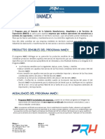 Programa Immex