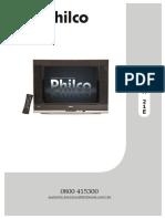 MANUAL COM ESQUEMA TV PHILCO MOD PH21E VERSÃO A.pdf