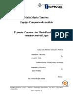 Malla Media Tension ECM