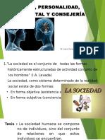Consejeria y Tecnicas Para Resolver Problemas Familiares..