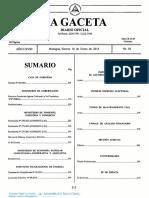 Fe de Errata Ley 891 Gaceta 10-2015