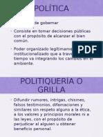 2015 MCS Definiciones de Política