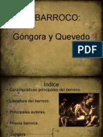 El barroco literario