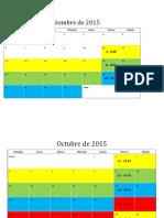 Calendario CISM