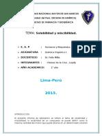 Informe 2015 -Solubilidad y Miscibilidad
