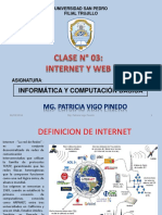 Clase 3 Internet y Web