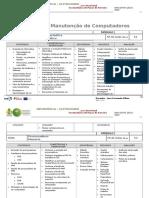 CURSO VOCACIONAL - PLANIFICAÇÃO DE IMC#2015