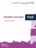Health Anxiety A4 2015