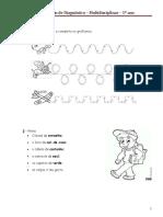 Diagnóstico - Multidisciplinar - 1º ano.pdf