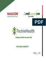 Nasscom TechieHealth Plan
