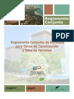 Reglamento Conjunto de Permisos para Obras de Construcción y Usos de Terrenos