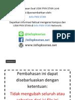 Pembahasan USM PKN STAN 2016 - @infopknstan (updated).pdf