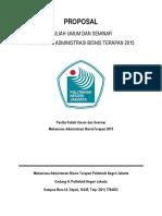 Proposal Kulum & Seminar ABT 2015