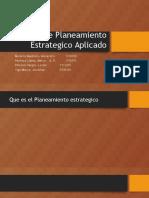 Proceso de Planeamiento Estrategico Aplicado 40678