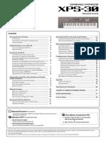 manuel del XPS30