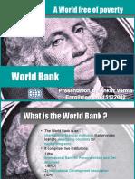 World Bank-Ankur Verma