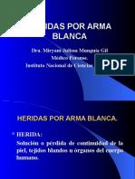 Heridas Por Arma Blanca e.e.c. (1)