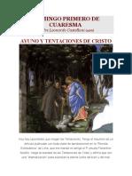 Sermones Padre Castellani