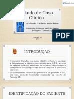 Caso Clinico Nutricional Cancer de Esofago
