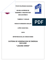 Laguna Verde Planta Nuclear