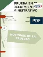 La Prueba (DiapositivaS)