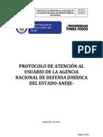 Protocolo Atencion Ciudadano