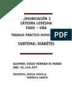TP Comunicación 2 Ledesma - UBA