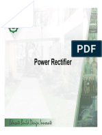 ECET411 Lecture 4 Power Rectifier
