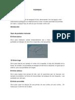 TIPOS DE PUNTADAS