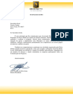 Carta de Ades o Ao Pacto Global