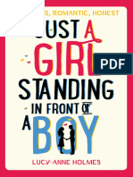 Just a Girl, Standing in Front of a Boy.epub
