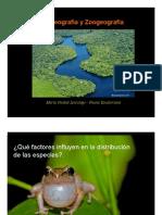 Pisos Zoogeograficos