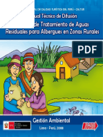 7. Tratamiento de Aguas Residuales