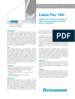 Ferrocement Latex Pac 100