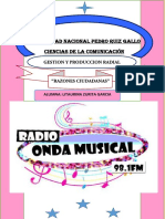 Manual Erlita Radio