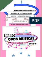 Manual Erlita Radio