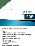 9.14 LateEng101 Writingprocess Paragraphing