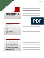 CONSTRUCCION 2 Primer Parcial Diapositivas